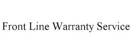FRONT LINE WARRANTY SERVICE