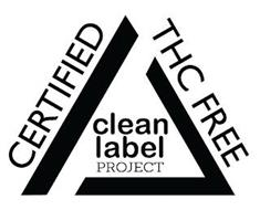 CERTIFIED THC FREE CLEAN LABEL PROJECT