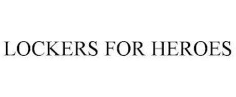 LOCKERS FOR HEROES