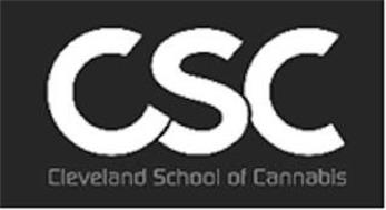 CSC CLEVELAND SCHOOL OF CANNABIS