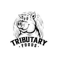 TRIBUTARY · FOODS ·