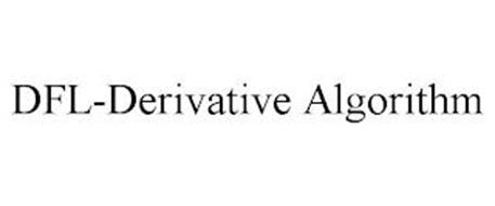 DFL-DERIVATIVE ALGORITHM