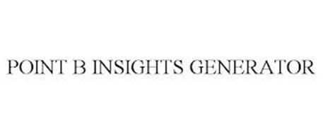 POINT B INSIGHTS GENERATOR