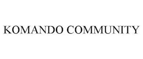 KOMANDO COMMUNITY