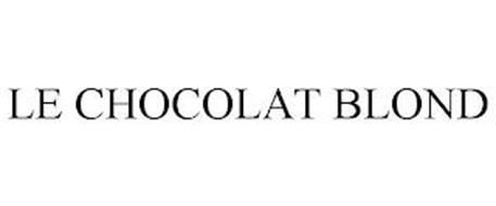 LE CHOCOLAT BLOND