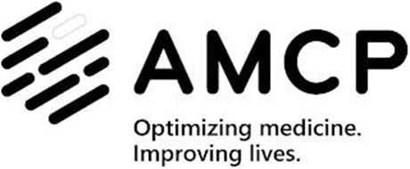 AMCP OPTIMIZING MEDICINE IMPROVING LIVES