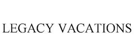 LEGACY VACATIONS