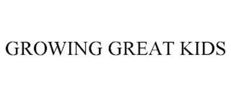 GROWING GREAT KIDS