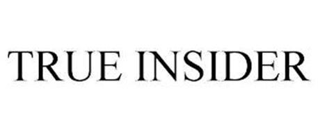 TRUE INSIDER