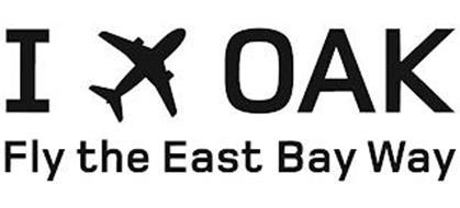 I OAK FLY THE EAST BAY WAY