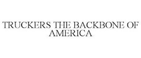 TRUCKERS THE BACKBONE OF AMERICA