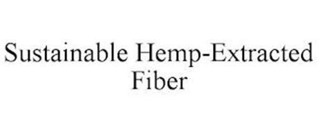 SUSTAINABLE HEMP-EXTRACTED FIBER