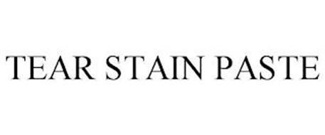 TEAR STAIN PASTE