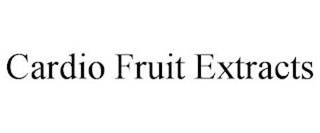CARDIO FRUIT EXTRACTS