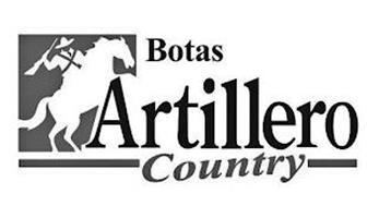 BOTAS ARTILLERO COUNTRY