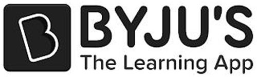 B BYJU'S THE LEARNING APP