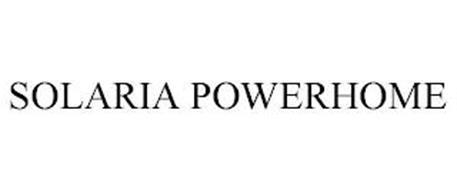 SOLARIA POWERHOME