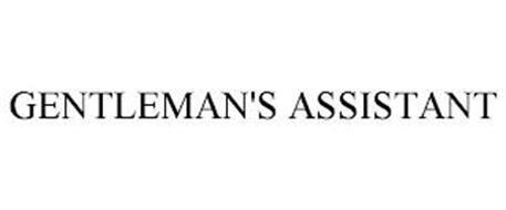 GENTLEMAN'S ASSISTANT