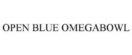 OPEN BLUE OMEGABOWL