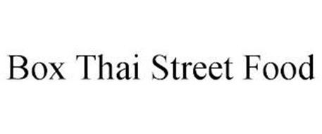 BOX THAI STREET FOOD