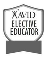 AVID ELECTIVE EDUCATOR