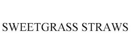 SWEETGRASS STRAWS