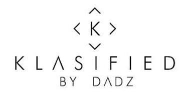 K KLASIFIED BY DADZ