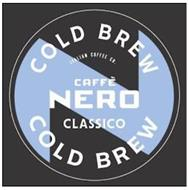 COLD BREW ITALIAN COFFEE CO. CAFFÈ NERO CLASSICO COLD BREW