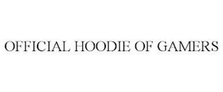 OFFICIAL HOODIE OF GAMERS
