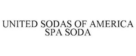 UNITED SODAS OF AMERICA SPA SODA