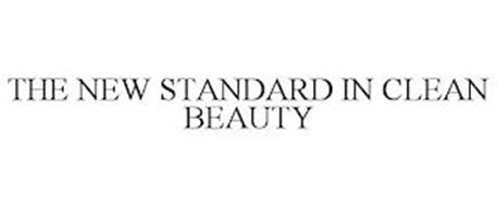 THE NEW STANDARD IN CLEAN BEAUTY