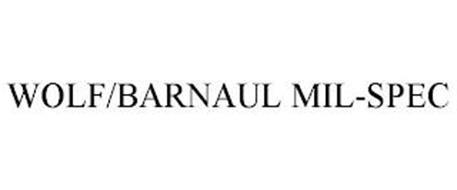 WOLF/BARNAUL MIL-SPEC