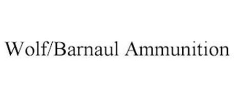 WOLF/BARNAUL AMMUNITION