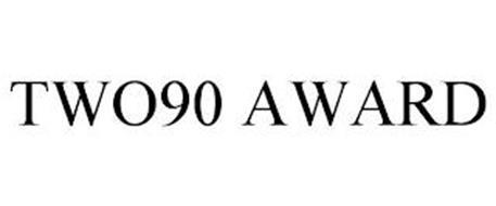 TWO90 AWARD