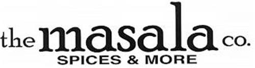 THE MASALA CO. SPICES & MORE