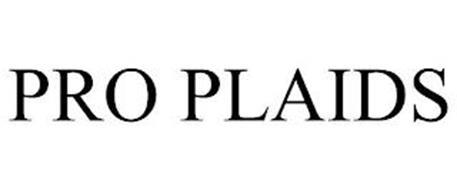 PRO PLAIDS