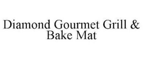 DIAMOND GOURMET GRILL & BAKE MAT