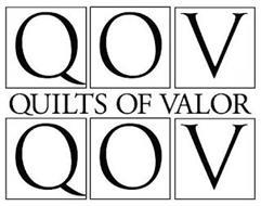 QOV QUILTS OF VALOR QOV