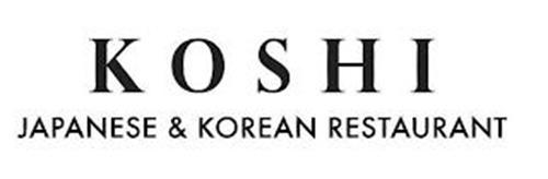 KOSHI JAPANESE & KOREAN RESTAURANT