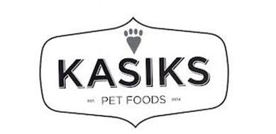 KASIKS EST PET FOODS 2014