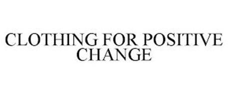 CLOTHING FOR POSITIVE CHANGE