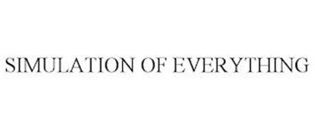 SIMULATION OF EVERYTHING