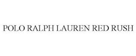 POLO RALPH LAUREN RED RUSH