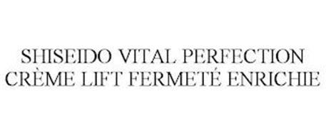 SHISEIDO VITAL PERFECTION CRÈME LIFT FERMETÉ ENRICHIE