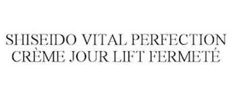 SHISEIDO VITAL PERFECTION CRÈME JOUR LIFT FERMETÉ