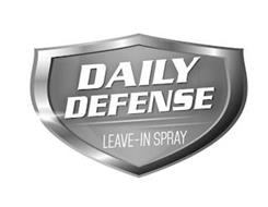 DAILY DEFENSE LEAVE-IN SPRAY