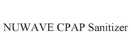 NUWAVE CPAP SANITIZER