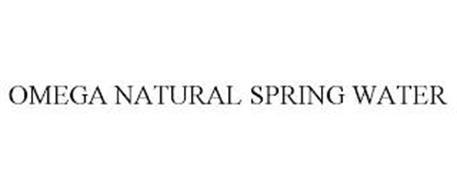 OMEGA NATURAL SPRING WATER