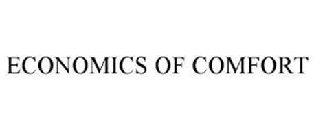 ECONOMICS OF COMFORT