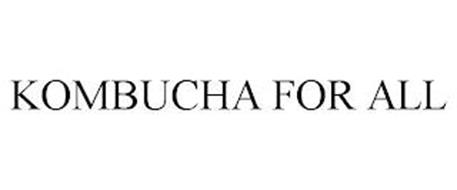 KOMBUCHA FOR ALL